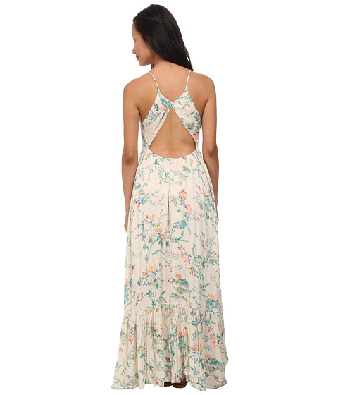 Billabong - Dream Escape Maxi Dress (White Cap) Women