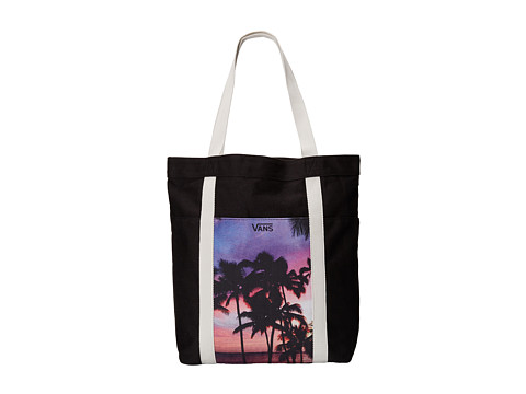 Vans - Carry Me Away Tote (Black) Tote Handbags