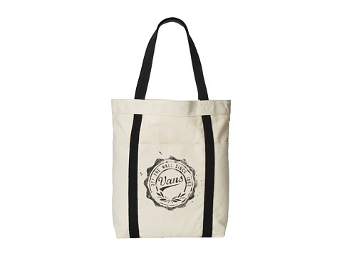 Vans - Carry Me Away Tote (Cr me) Tote Handbags