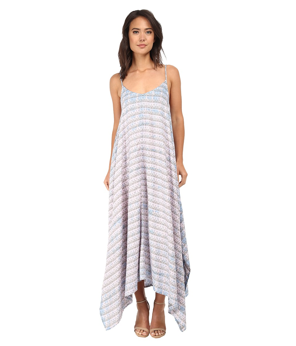 Billabong - Wild Nightz Maxi Dress (Peaceful Pink) Women's Dress