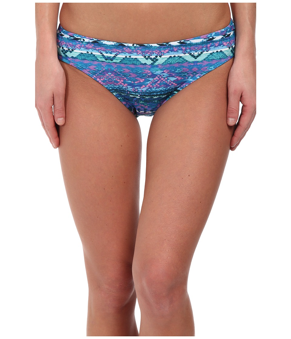 Image of Badgley Mischka - Adia Classic Brief (Multi) Women's Swimwear