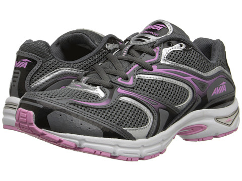 Avia - Avi-Endeavor (Steel Grey/Chrome Silver/White/Prism Pink) Women