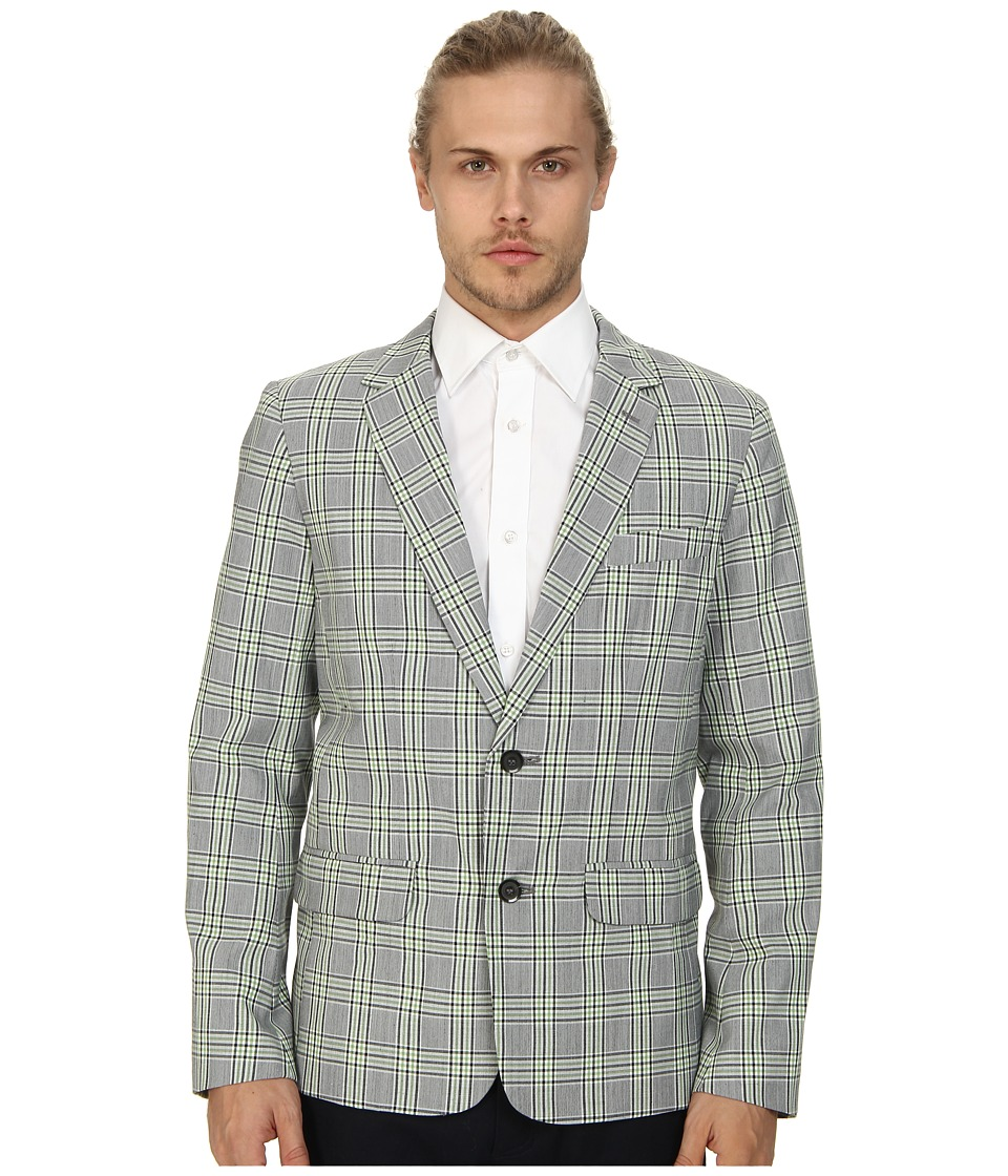 Mr.Turk - Thurston Blazer (Green) Men's Jacket