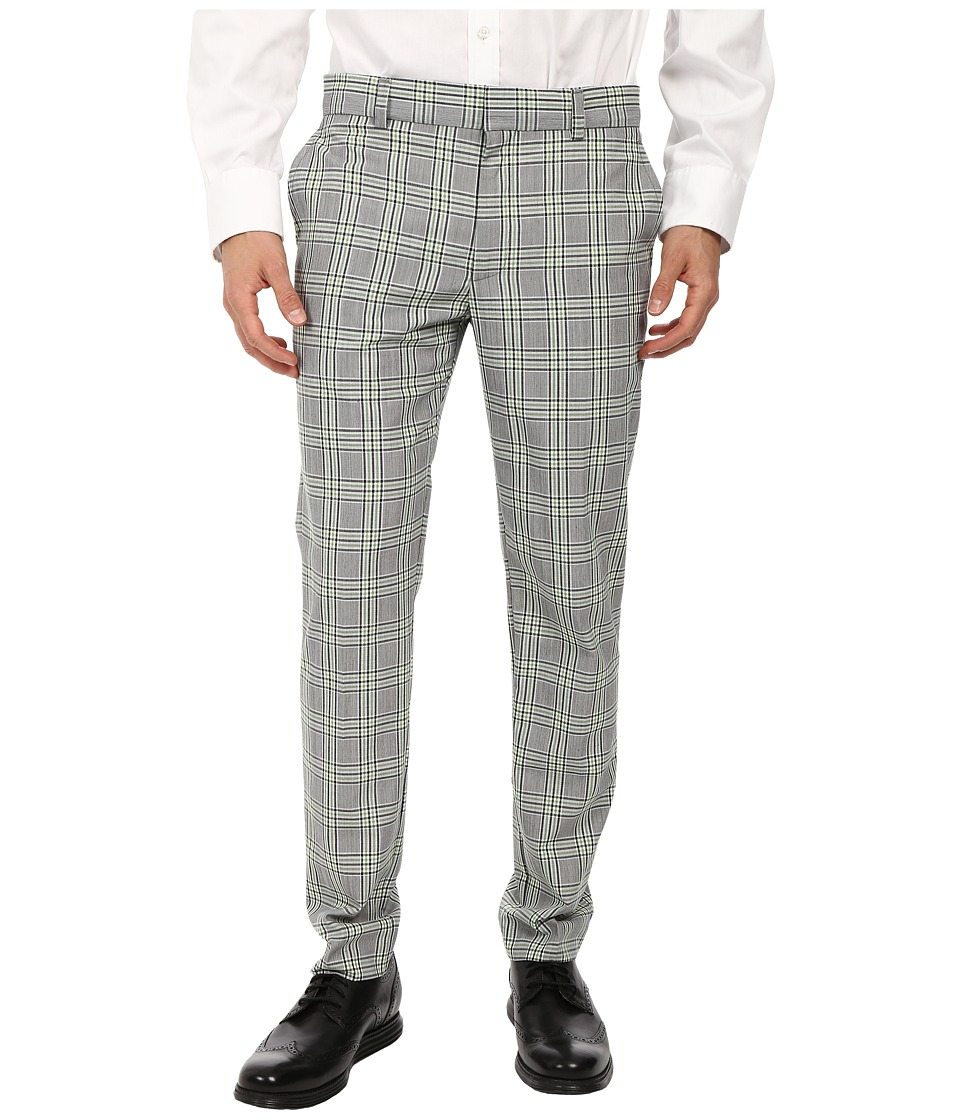 Mr.Turk - Clyde Slim Trouser (Green) Men's Clothing