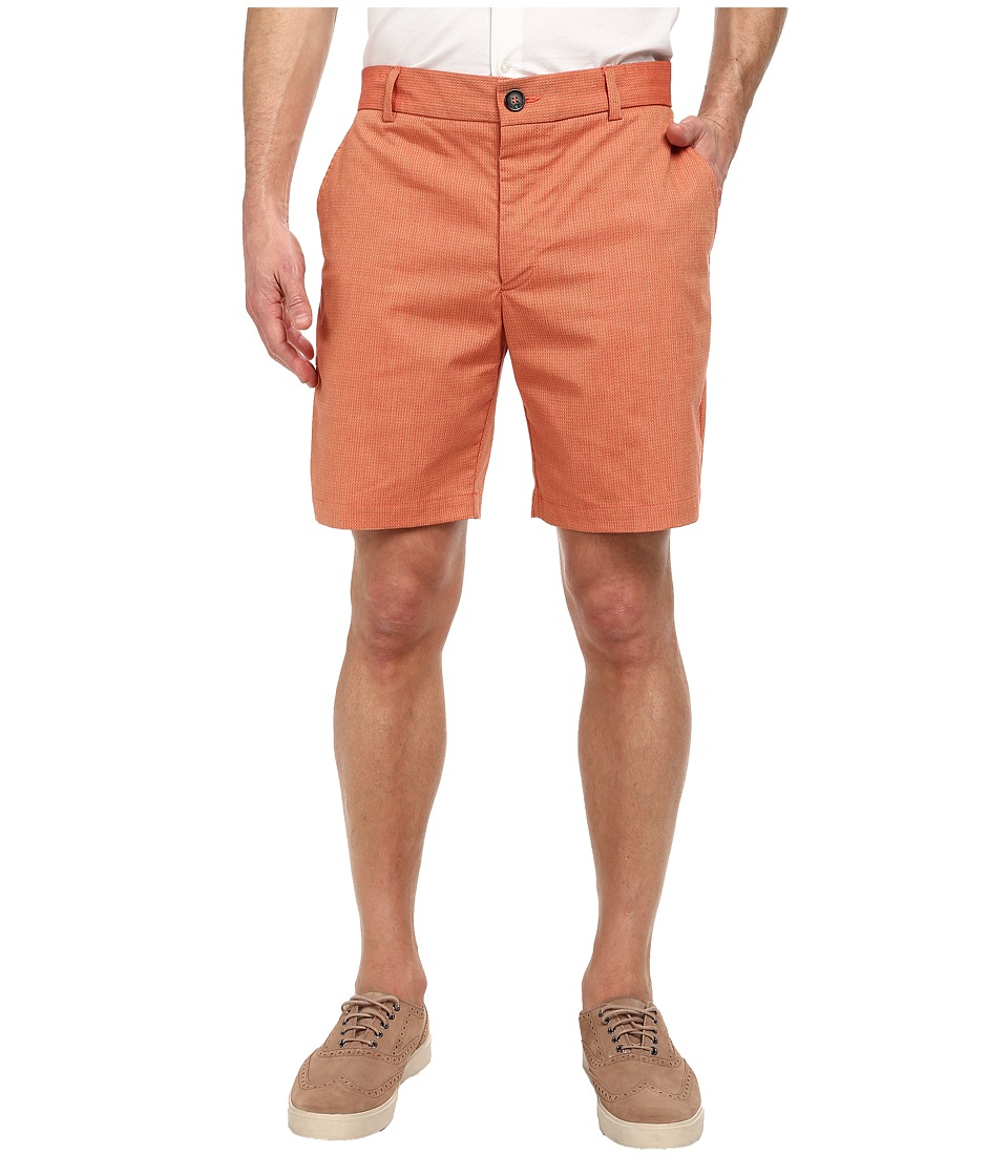 Mr.Turk - Randolph Short (Orange 3) Men's Shorts