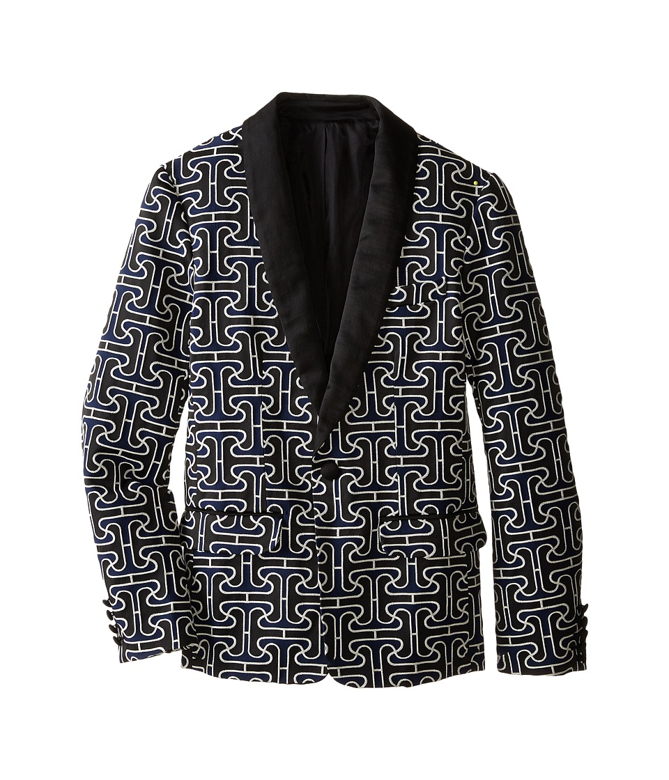 Mr.Turk - Gregory Formal Blazer (Indigo) Men