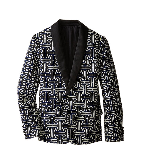 Mr.Turk - Gregory Formal Blazer (Indigo) Men's Jacket