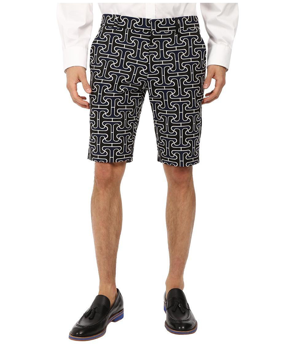 Mr.Turk - Dylan Tux Short (Indigo) Men's Shorts