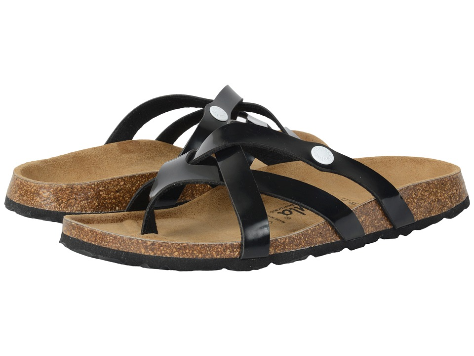 Betula Licensed by Birkenstock Vinja (Black Patent) Women