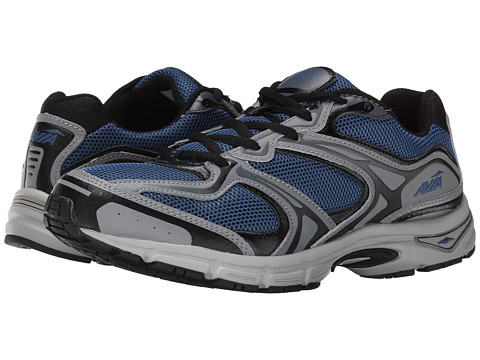 Avia - Avi-Endeavor (Orbit Blue/Black/Frost Grey) Men's Running Shoes