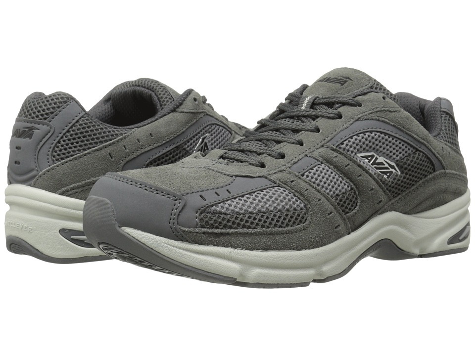 Avia - Avi-Volante Country (Steel Grey/Frost Grey/Cool Mist) Men's Walking Shoes