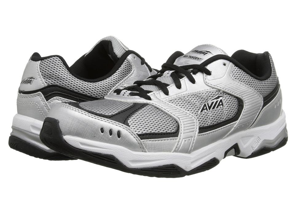 Avia - Avi-Tangent (Chrome Silver/Black) Men