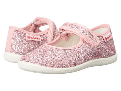 Naturino - 7703 USA SP15 (Toddler/Little Kid) (Pink Glitter 1) Girl