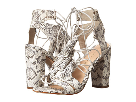 Loeffler Randall - Luz (Cream Grey Snake) High Heels