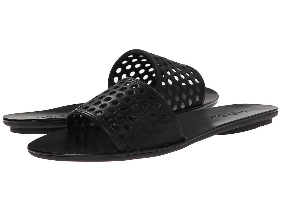 Loeffler Randall - Sybil (Black/Black Nappa) Women's Sandals
