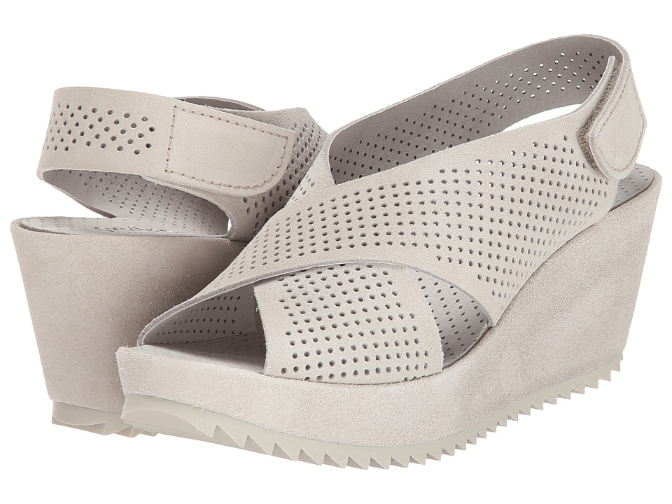 Pedro Garcia - Frigg (Stone Castoro) Women's Wedge Shoes