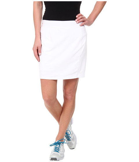 adidas Golf - Essentials Rangewear Skort '15 (White) Women's Skort