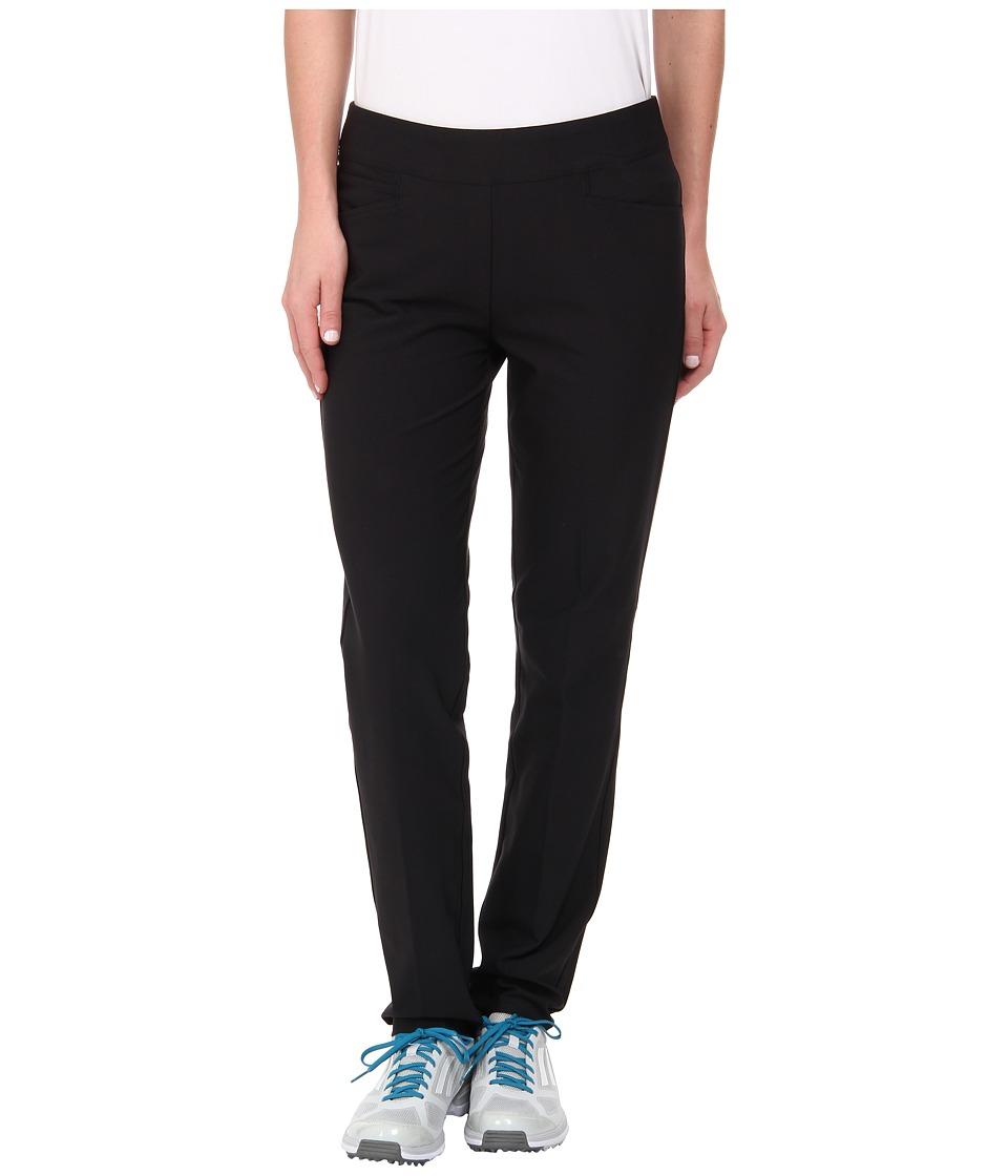 adidas Golf - Essentials Adislim Full Length Pant '16 (Black) Women's Casual Pants