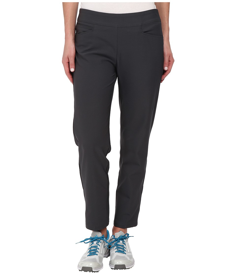 adidas Golf - Essentials Adislim ankle length Pant '16 (Dark Grey Heather Solid Grey) Women's Casual Pants