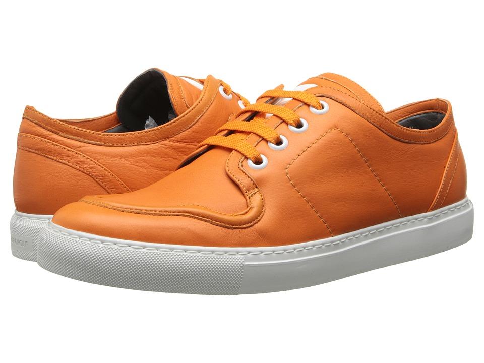 Viktor & Rolf Calf Leather Sneaker (Orange) Men