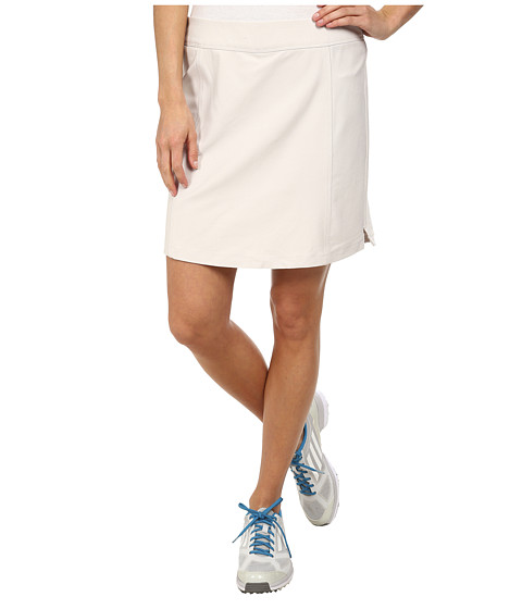 adidas Golf - adistar PULL ON SKORT (Pearl Grey) Women's Skort