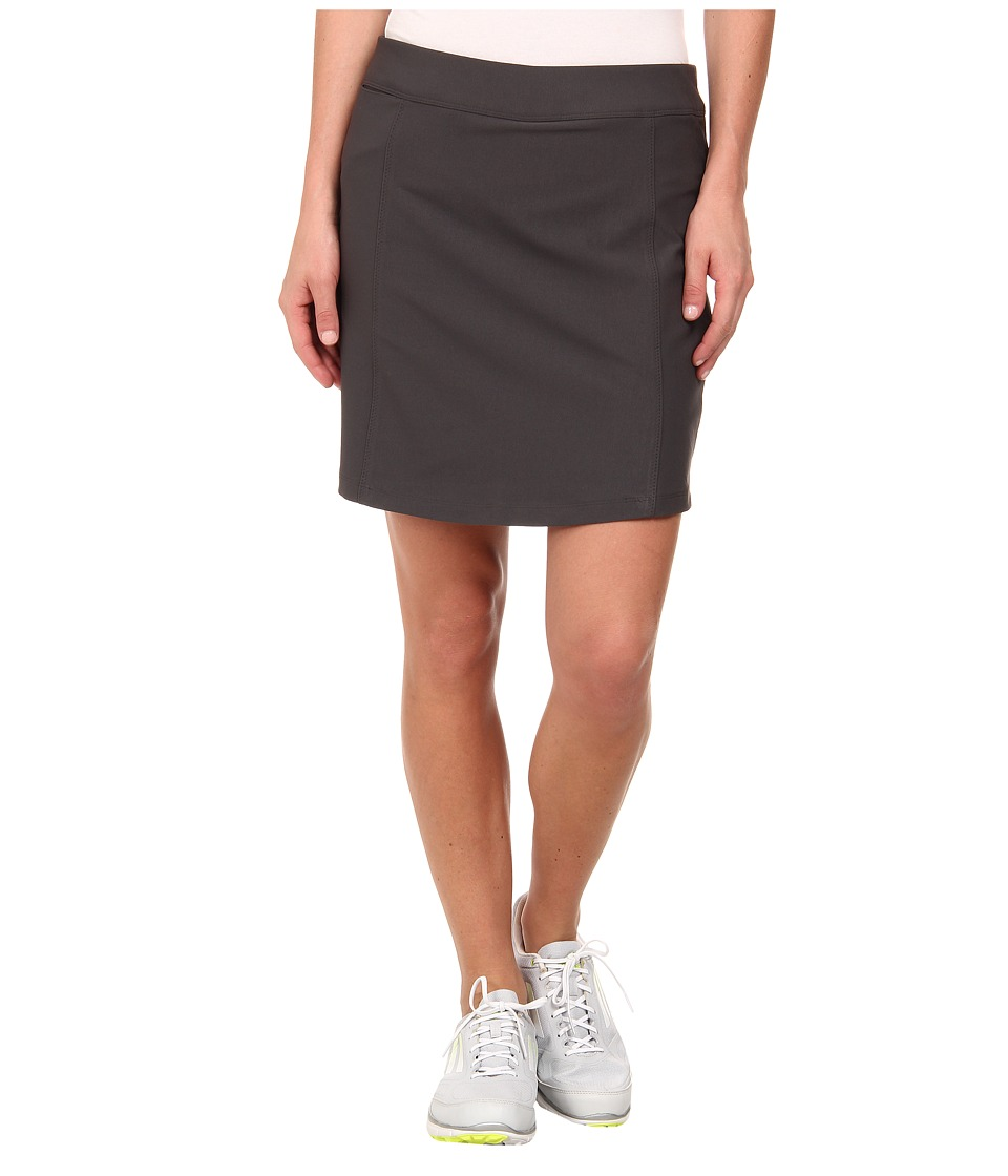 adidas Golf - adistar PULL ON SKORT (Dark Grey Heather Solid Grey) Women's Skort