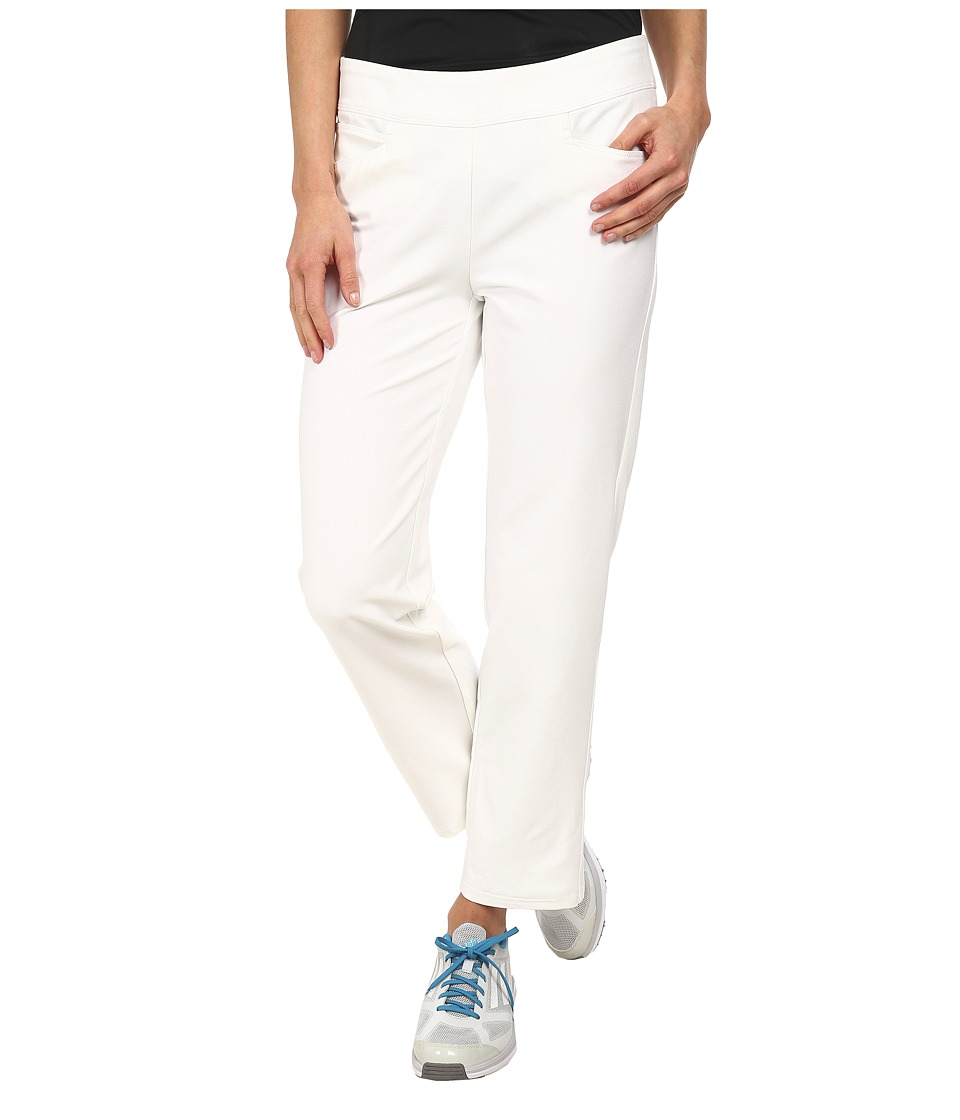 adidas Golf - Essentials Adislim ankle length Pant '16 (White) Women's Casual Pants