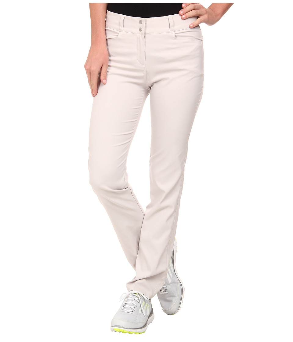 adidas Golf - Essentials Lightweight Full Length Pant '15 (Pearl Grey) Women's Casual Pants