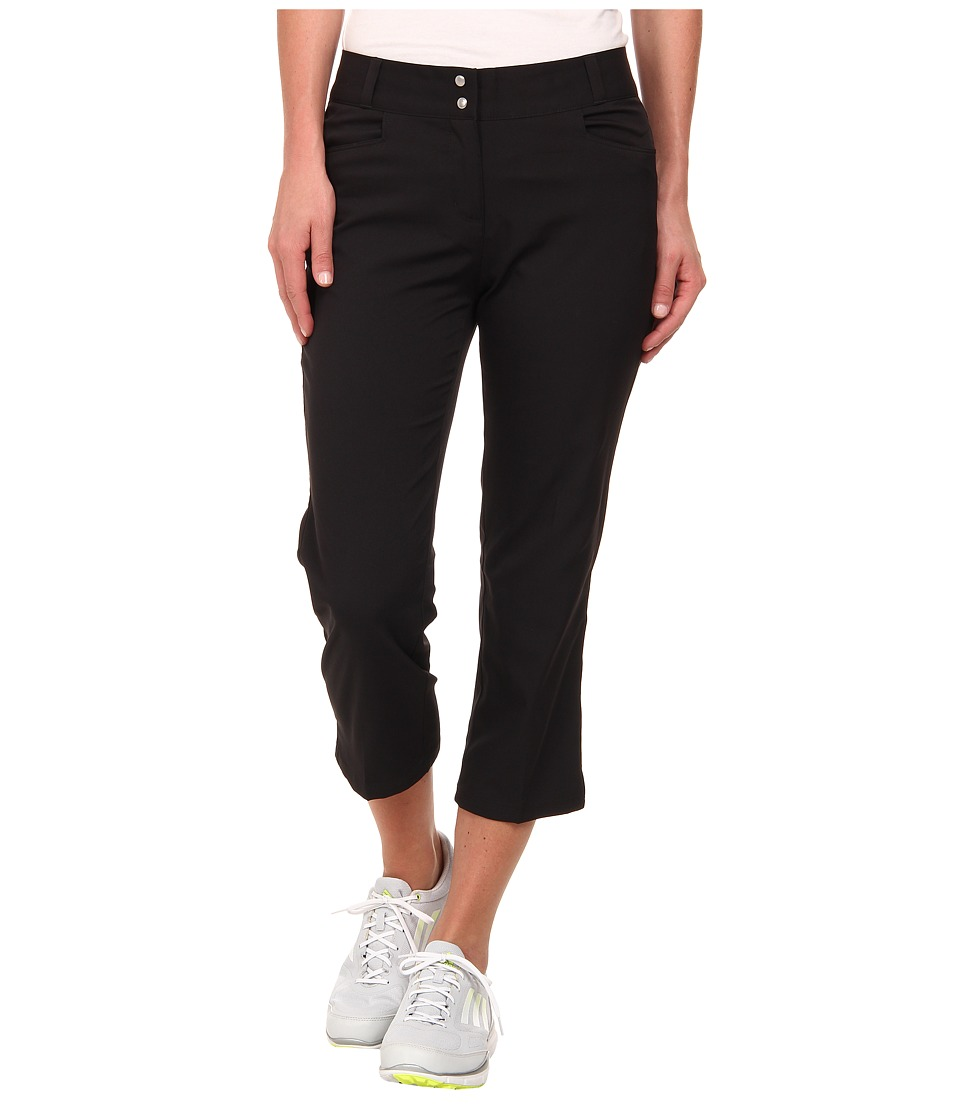 adidas Golf - Essentials Lightweight Capri '15 (Black) Women's Capri