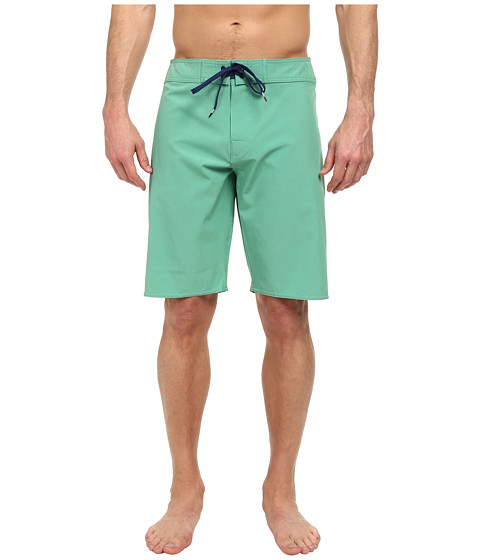 RVCA - Register Trunk (Green Iguana) Men's Swimwear