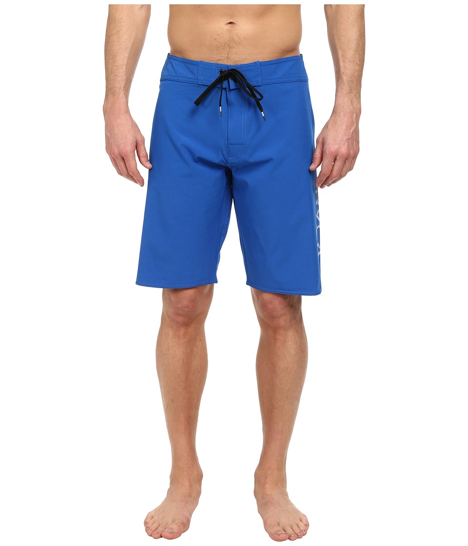RVCA - Register Trunk (Ultra Blue) Men's Swimwear