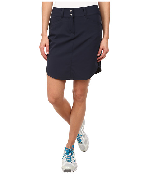 adidas Golf - Essentials 3-Stripes Skort '15 (Night Navy) Women's Skort