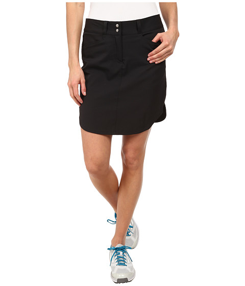adidas Golf - Essentials 3-Stripes Skort '15 (Black) Women's Skort