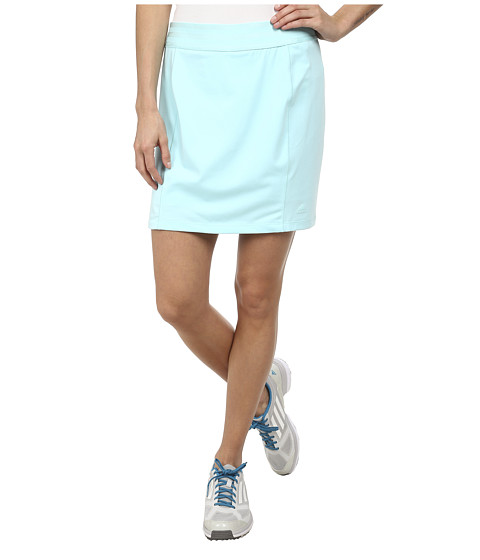 adidas Golf - Essentials Rangewear Skort '15 (Clear Aqua) Women's Skort