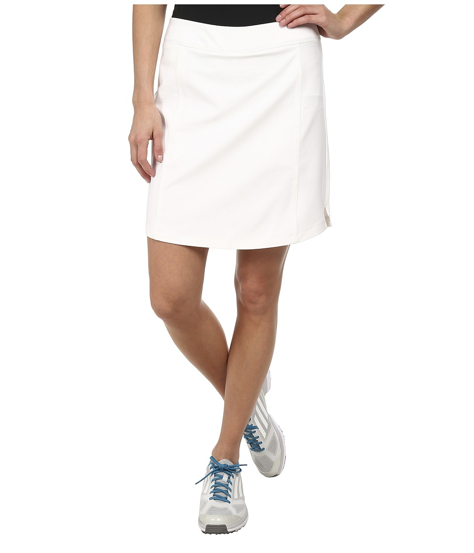 adidas Golf - adistar PULL ON SKORT (White) Women's Skort