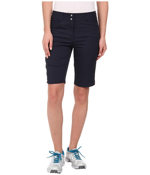 adidas Golf - Essentials Lightweight Bermuda Short '15 (Night Navy) Women's Shorts