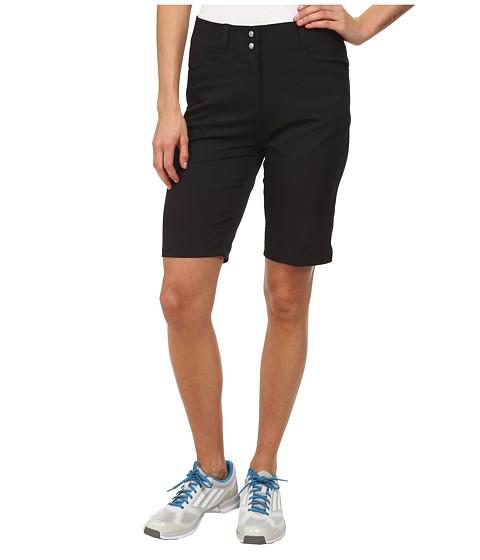 adidas Golf - Essentials Lightweight Bermuda Short '15 (Black) Women's Shorts