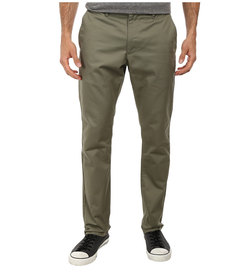 RVCA - The Week-End Pant (Fatigue) Men's Casual Pants