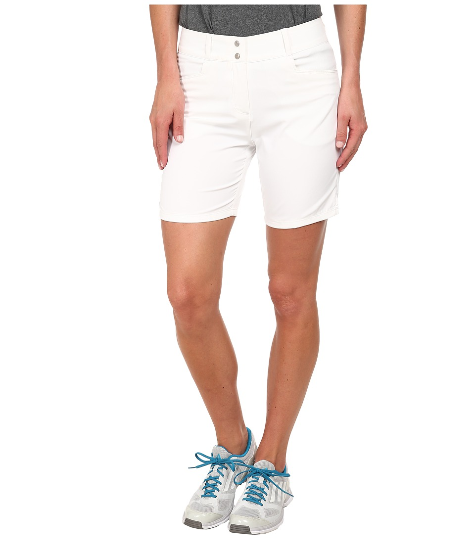 adidas Golf - Essentials 7 Short '15 (White) Women's Shorts