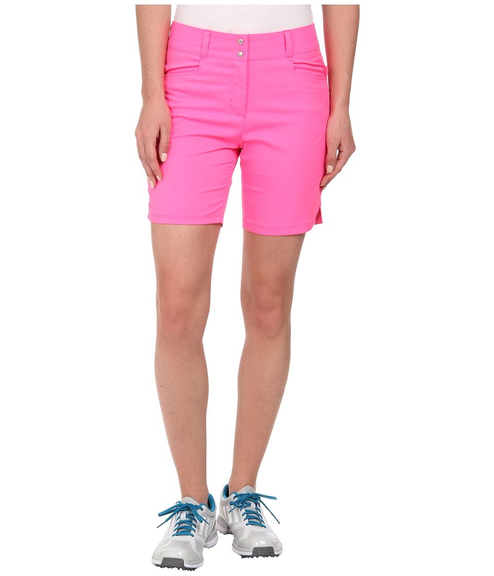 adidas Golf - Essentials 7 Short '15 (Scortch Pink) Women's Shorts
