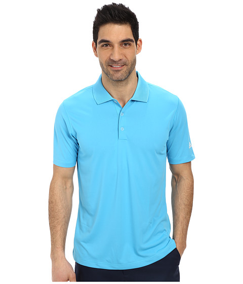 adidas Golf - Puremotion Solid Jersey Polo '15 (Intense Teal) Men's Short Sleeve Knit