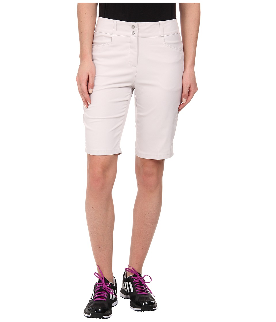 adidas Golf - Essentials Lightweight Capri '15 (Pearl Grey) Women's Capri