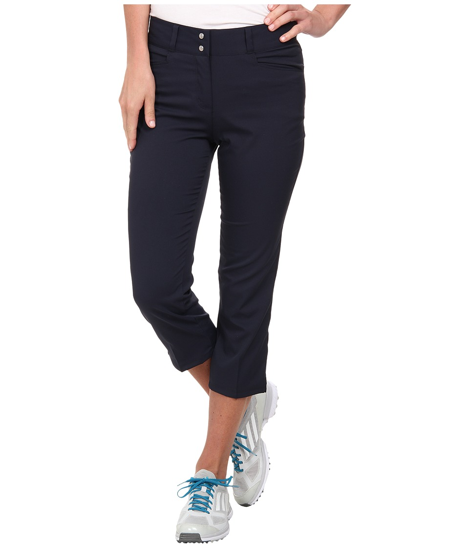 adidas Golf - Essentials Lightweight Capri '15 (Night Navy) Women's Capri