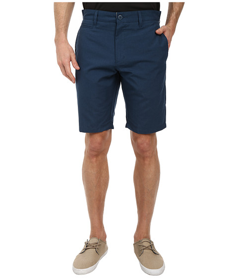 RVCA - Marrow Short III 20 (Blue Thunder) Men