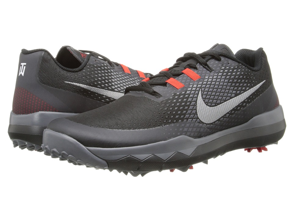 Nike Golf - TW '15 (Black) Men's Golf Shoes