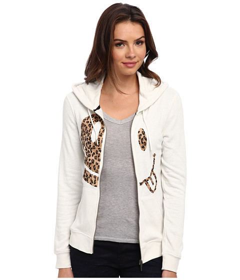 Volcom - Wash Out Zip (Cream) Women