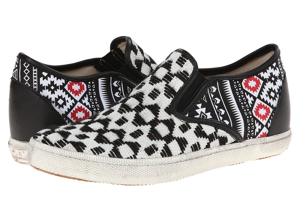 Kim & Zozi - Rio (Black) Women's Slip on Shoes