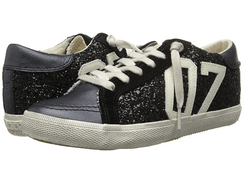 Kim & Zozi - Glitter Low (Black) Women's Lace up casual Shoes