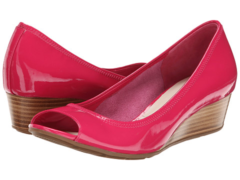 Cole Haan - Air Tali OT Wedge 40 (Electra Patent) Women's Wedge Shoes