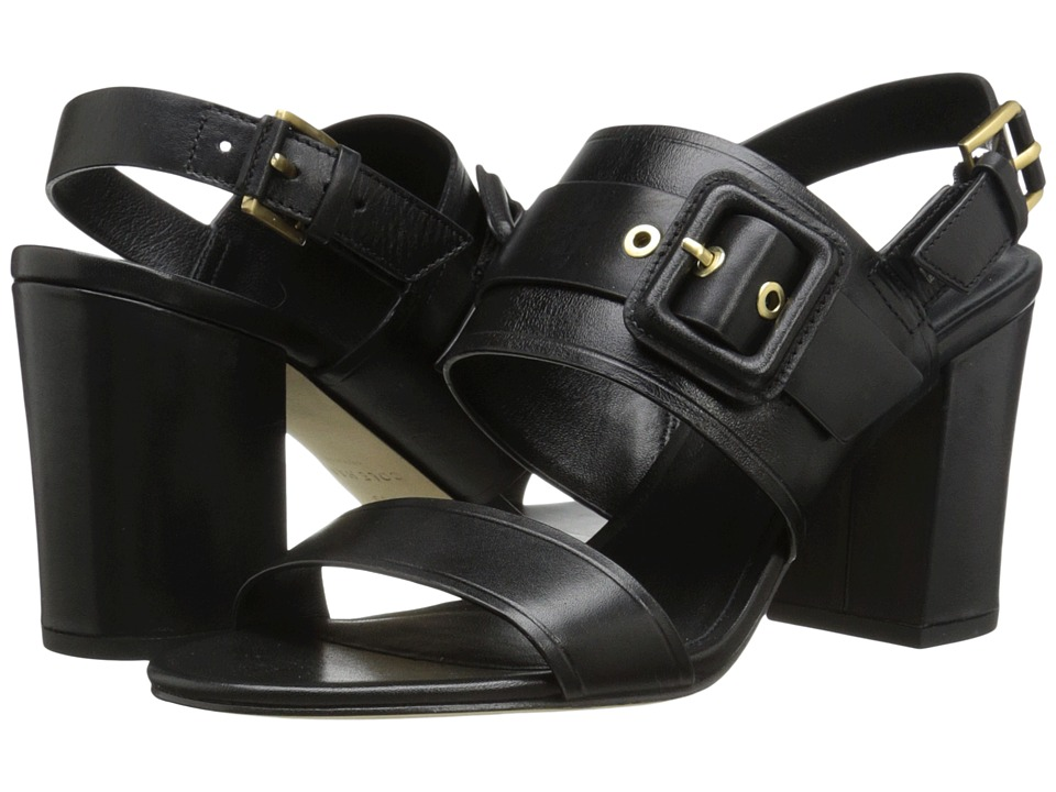 Cole Haan Amavia High Sandal (Black) High Heels